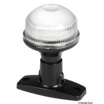פנס ניווט אור לבן סביב LED מוגבה על מוט קצר - עד 20 מ'