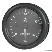 שעון מד טורים לדיזל 12V