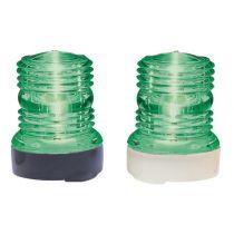 אור ניווט ירוק סביב לסירה עד 12 מטר