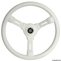 גלגל הגה לבן