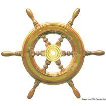 גלגל הגה איכותי לסירה מעוצב בסגנון קלאסי