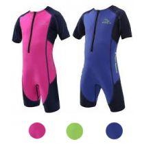 """Aqua Sphere חליפת שחייה מחממת לילדים """"Stingray"""""""