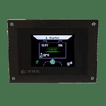CRISTEC מסך הפעלה למטען