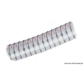 צינור מחוזק פלדה (ארמובין) תקן FOOD-GRADE - תוצ' איטליה