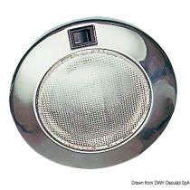 מנורת קבינה עגולה