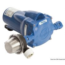 Whale watermaster משאבת לחץ מים 11.5 ל' 12V