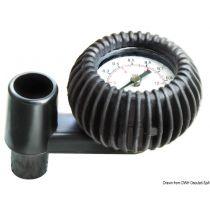 שעון למדידת לחץ אויר 0.5 BAR