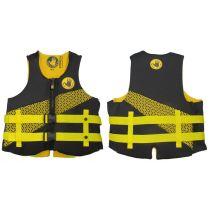 Body Glove חגורת הצלה ספורטיבית נאופרן Stealth למבוגרים