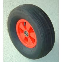 """גלגל בלון 410x140 מ""""מ"""