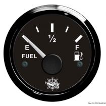 שעון דלק Fuel level gauge 240/33 Ohm black/black