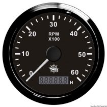"""שעון סל""""ד משולב שעות מנוע"""