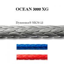 """FSE Robline חבל דיינימה ימי למפרשנות 5-2 מ""""מ / """"Ocean 3000 XG"""""""