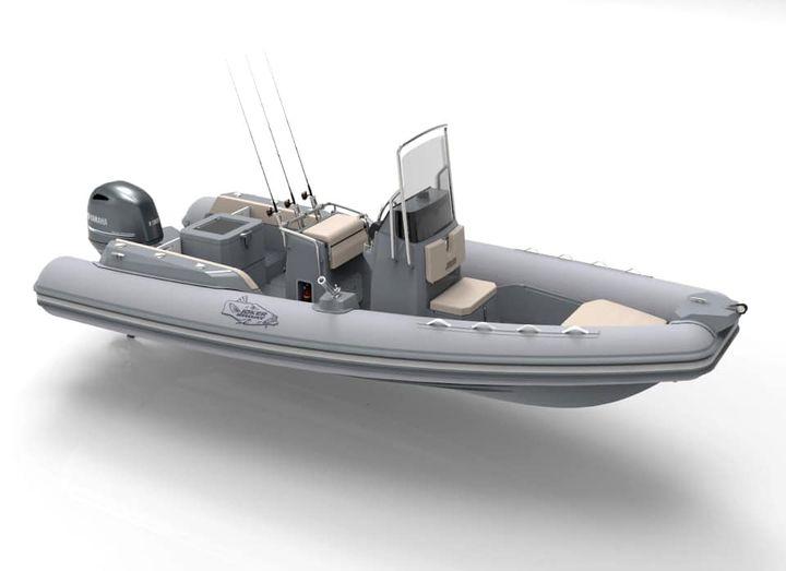 סירות חצי קשיחות RIB תוצ' איטליה