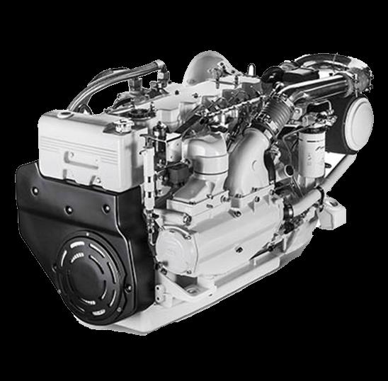 מנועי פנים לסירות FPT-IVECO