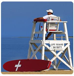 ציוד בטיחות והצלה לחופי רחצה ומצילים